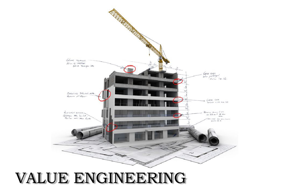 Core construction services for Value engineered